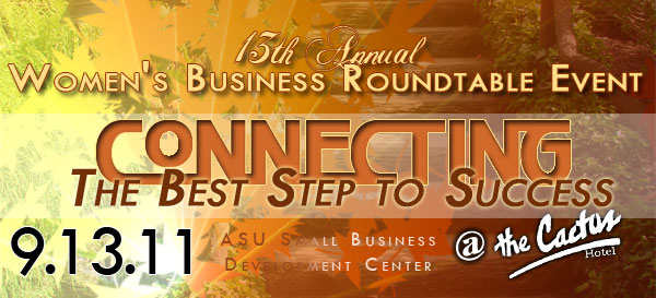 Women's Business Roundtable Event