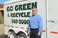 Go Green & Recycle