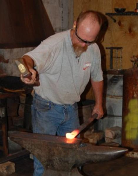 Randy Kiser, Kiser Iron Works