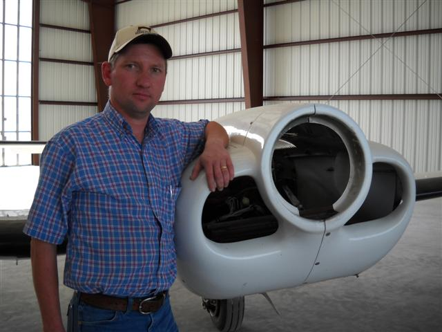 Bruce McWhorter, Heart of Texas Aircraft Engine, Inc.