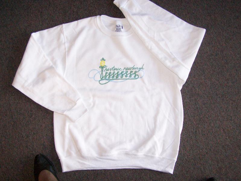 artist designed sweatshirt