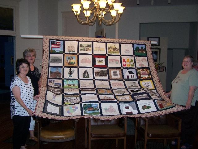 Warrick County Bicentennial Quilt