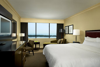 Lake View King room, Toronto