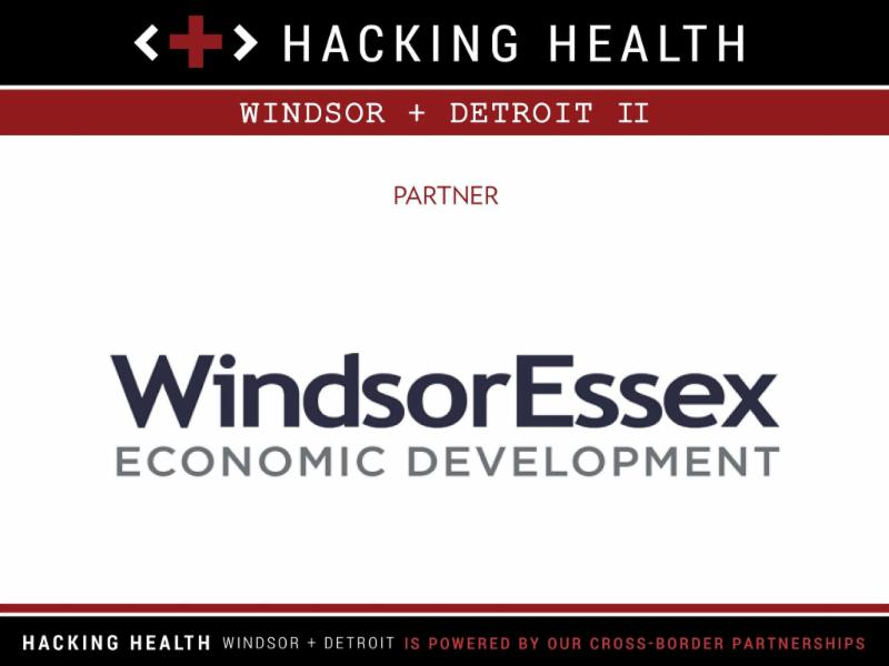Hacking Health partner WEEDC