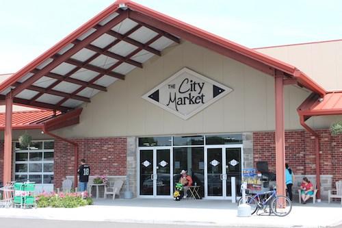 City Market exterior