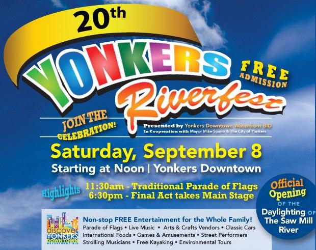 20th Yonkers Riverfest