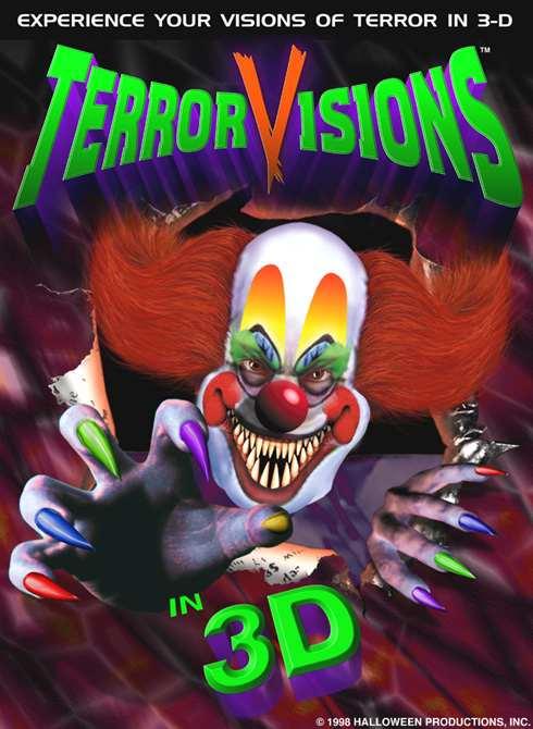 TerrorVisions Logo