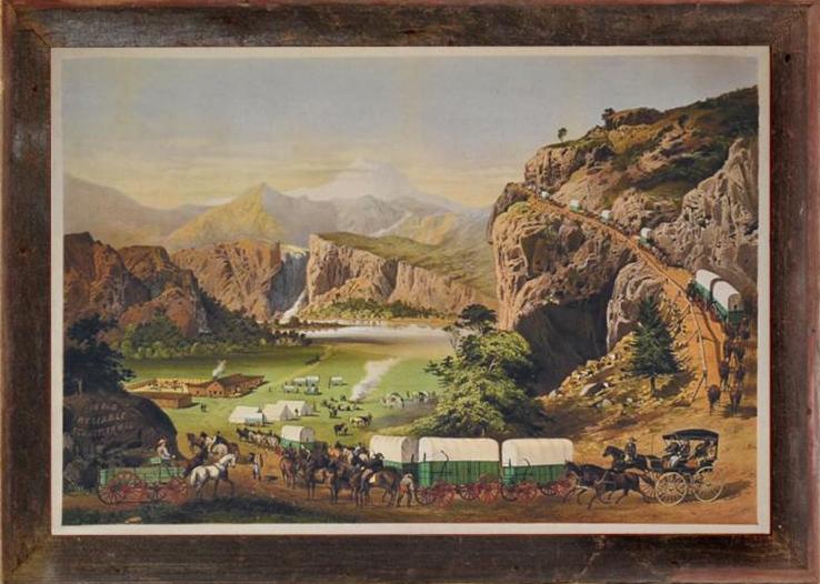 Schuttler Wagon Print