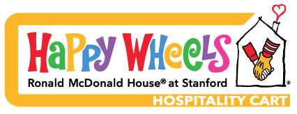 Happy Wheels Hospitality Cart