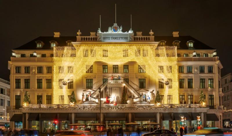 Hotel d Angleter...D Angleterre Copenhagen