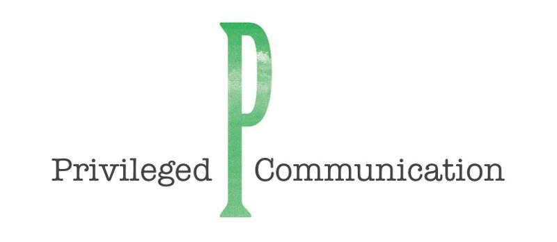 Privileged Communitcations Logo