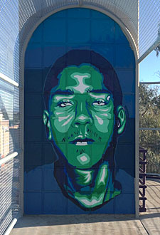 29th Street Overpass Youth Mural