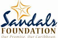 New Sandals Logo