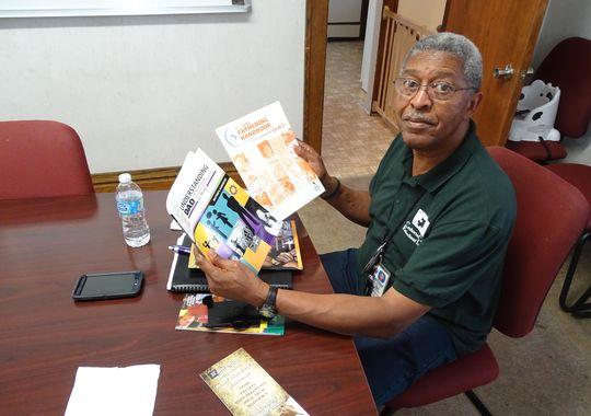 William Johnson of Coshocton Fatherhood Initiative