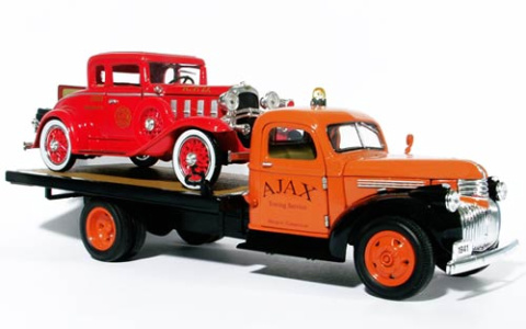 1941 tow truck