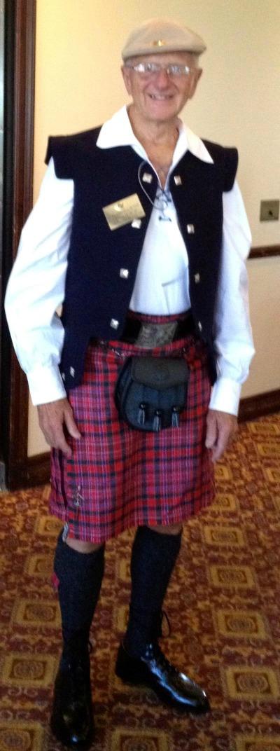 Don MacAllister Scotland Photo