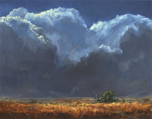 High Clouds, High Plains