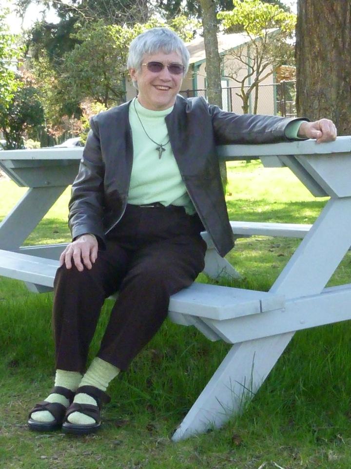 Mary Davison
