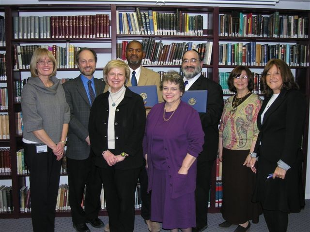 Administrators from North Park University Visit Blitstein Institute