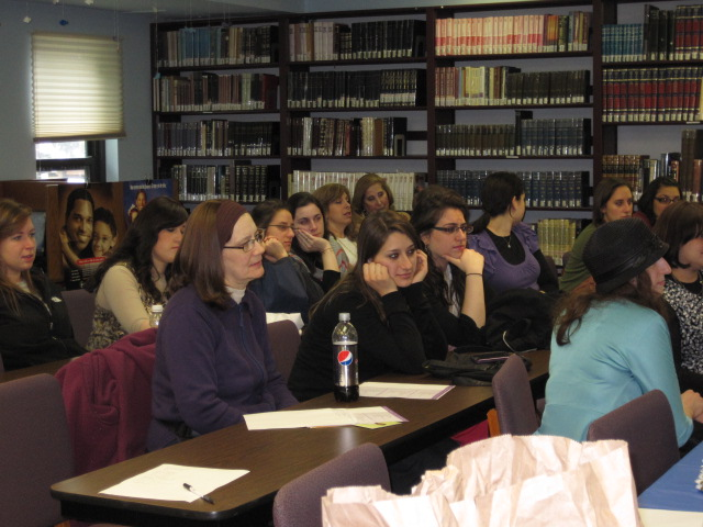 Audience at Health Care Panel