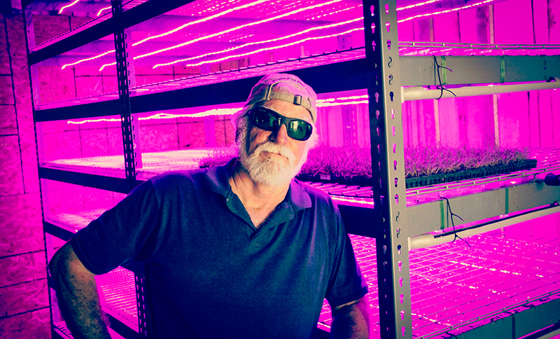 John Friel Emerald Coast Growers