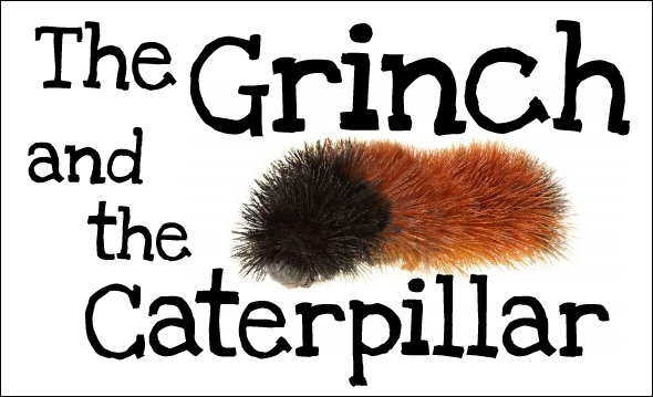 The Grinch and the Caterpillar