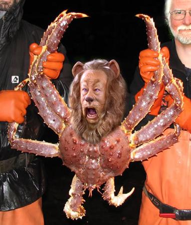 crab-lionhead