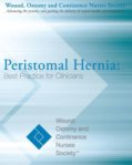 Peristomal Hernia - Best Practice for Clinicians - Cover Image