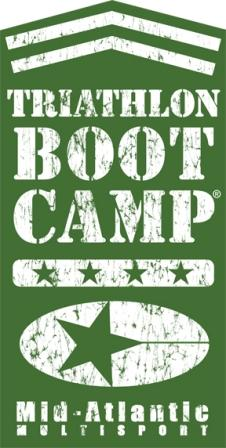 Boot Camp Chevron White Back