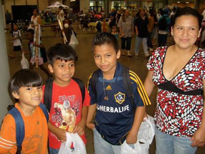 Community Action Back to School Fair