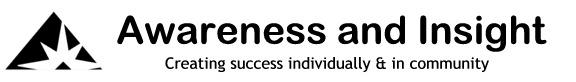 awareness and Insight