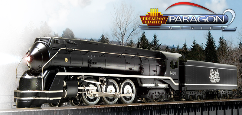 New Broadway Limited HO Price Reduction! Plus More!