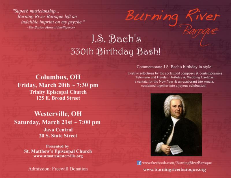 Bach Birthday