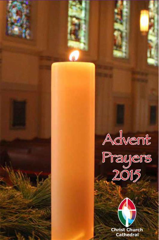 CCC Advent prayers