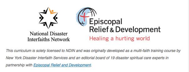 Disaster logos