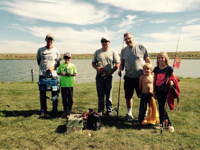 Procter fishing tourney