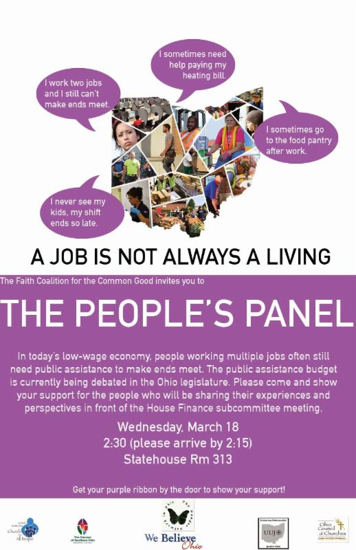 the peoples panel