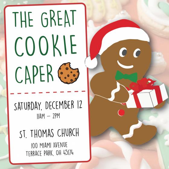 Great Cookie Caper