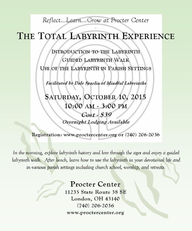 Labyrinth flyer