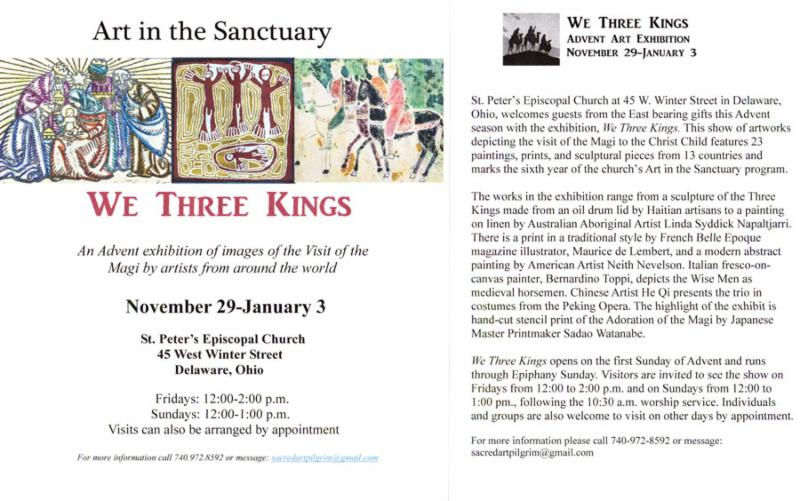 Three Kings poster
