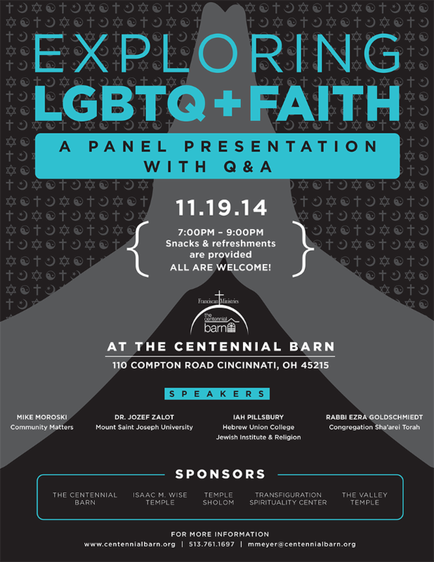 Exploring LBGTQ + Faith