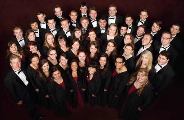 Milliken choir