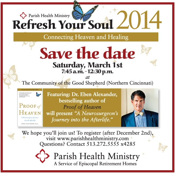 Refresh Your Soul flyer