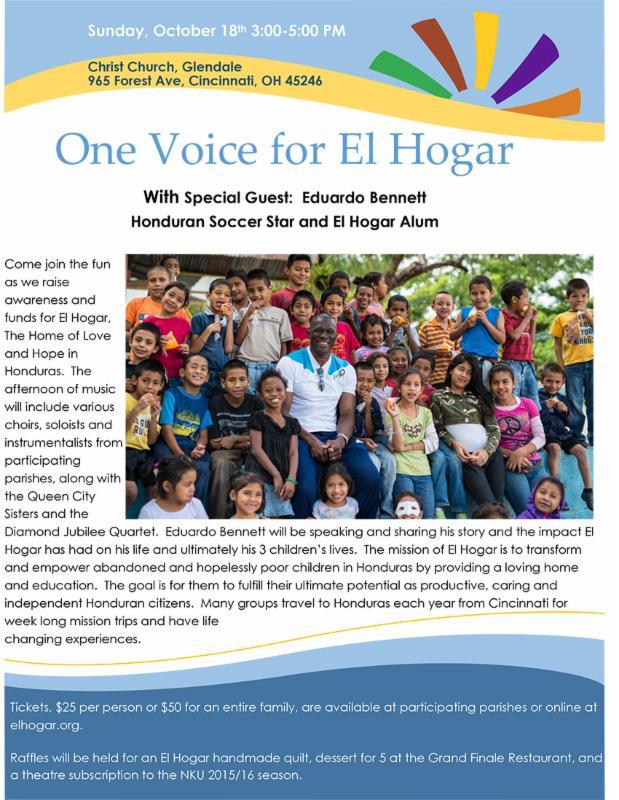 El Hogar flyer