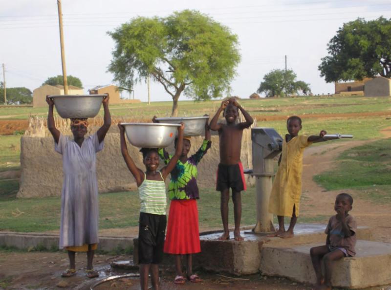 Ghana pilgimage
