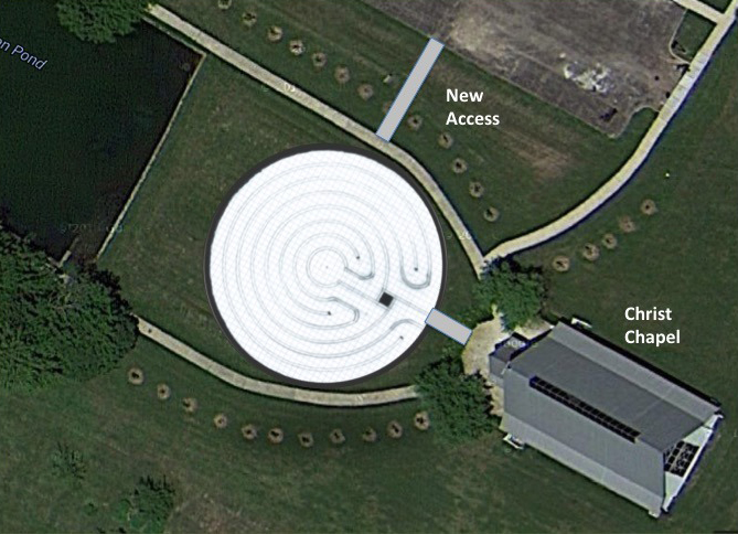 PCCC labyrinth