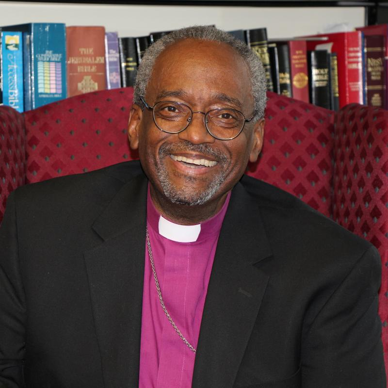 Bishop Curry