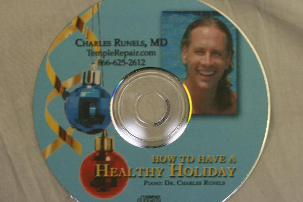 CD How to Have a Healthy Holiday