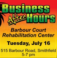 Business After Hours at Barbour Court