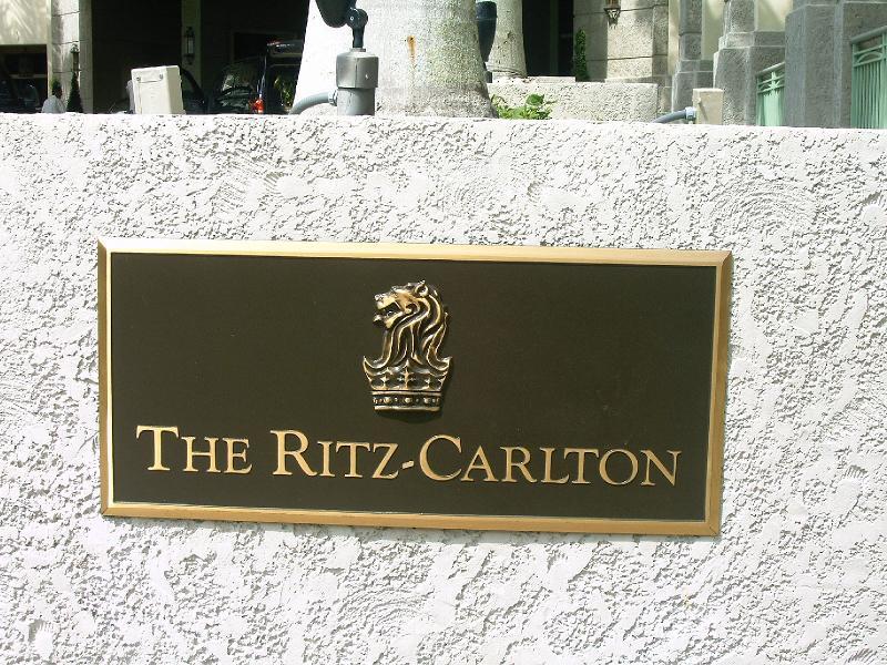 ritz  carlton retreat